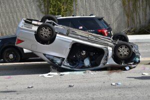 accident, car, damage