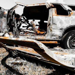 crash, accident, collision